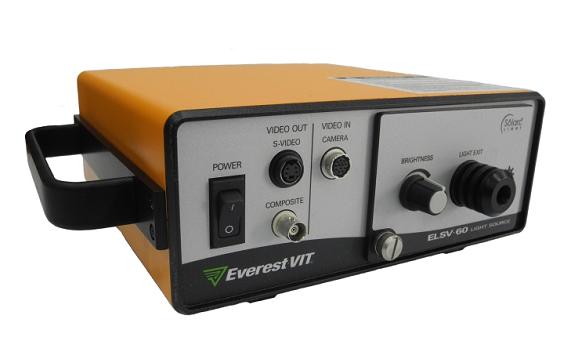 ELSV-60光源为韦林视频内窥镜提供充足的照明