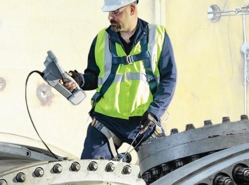 韦林工业内窥镜在电力行业的应用