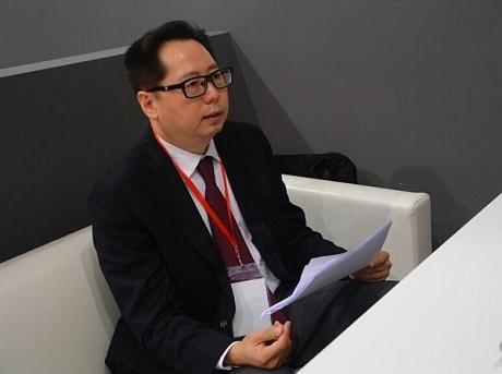 韦林意威特工业内窥镜孙总在Q.C.China展会现场接受专访