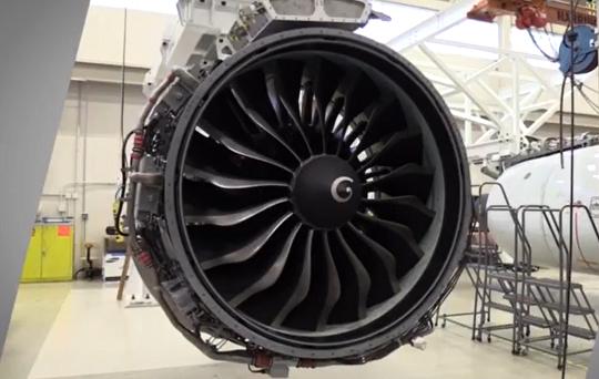 航空发动机高压涡轮转子叶片