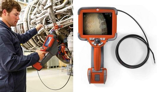 韦林手持式测量型工业视频内窥镜MViQ