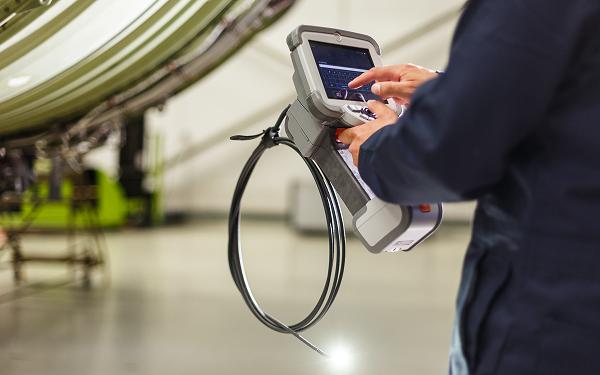 美国进口测量型内窥镜MViQ